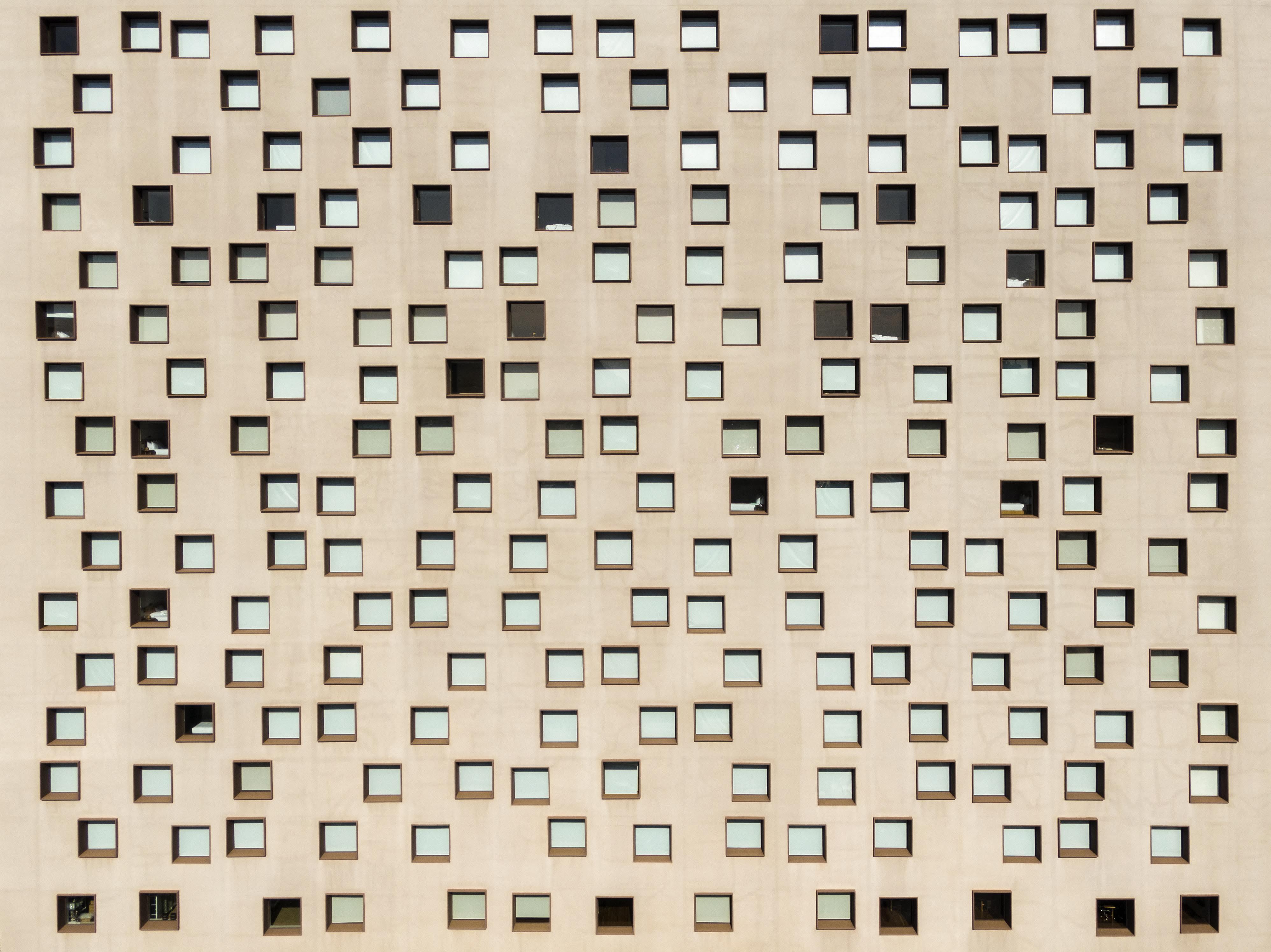 fachada do B Hotel Brasília